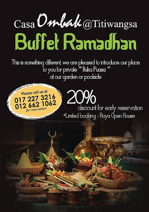 Buffet Ramadhan 2012