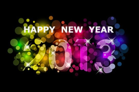 Cabaran SEO Blog 3 Dalam 1 Happy New Year 2013